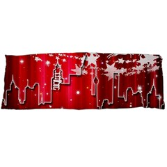 City Nicholas Reindeer View Body Pillow Case (dakimakura)