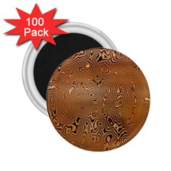 Circuit Board Pattern 2 25  Magnets (100 Pack)