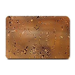 Circuit Board Pattern Small Doormat  by Nexatart