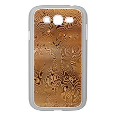 Circuit Board Pattern Samsung Galaxy Grand Duos I9082 Case (white) by Nexatart