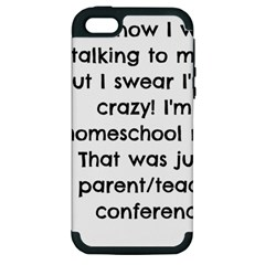Parentteacher Apple Iphone 5 Hardshell Case (pc+silicone) by athenastemple