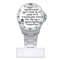 Parentteacher Plastic Nurses Watch by athenastemple