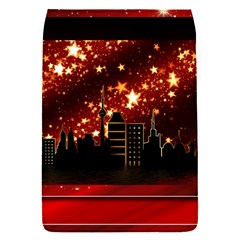 City Silhouette Christmas Star Flap Covers (s)
