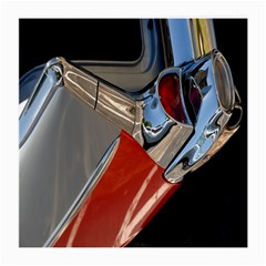 Classic Car Design Vintage Restored Medium Glasses Cloth by Nexatart
