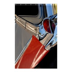 Classic Car Design Vintage Restored Shower Curtain 48  X 72  (small)  by Nexatart