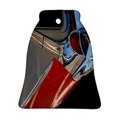 Classic Car Design Vintage Restored Bell Ornament (two Sides) by Nexatart