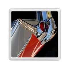 Classic Car Design Vintage Restored Memory Card Reader (square)  by Nexatart