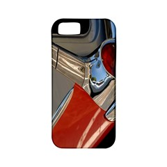 Classic Car Design Vintage Restored Apple iPhone 5 Classic Hardshell Case (PC+Silicone)