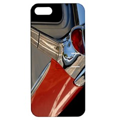 Classic Car Design Vintage Restored Apple Iphone 5 Hardshell Case With Stand by Nexatart
