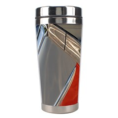 Classic Car Design Vintage Restored Stainless Steel Travel Tumblers by Nexatart