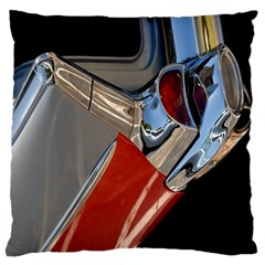Classic Car Design Vintage Restored Standard Flano Cushion Case (one Side) by Nexatart