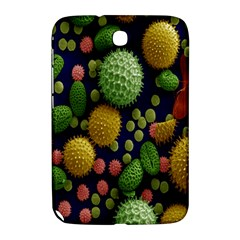 Colorized Pollen Macro View Samsung Galaxy Note 8 0 N5100 Hardshell Case