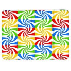 Colorful Abstract Creative Samsung Galaxy Tab 7  P1000 Flip Case by Nexatart