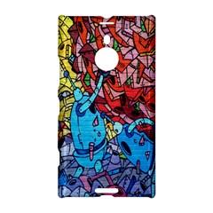 Colorful Graffiti Art Nokia Lumia 1520