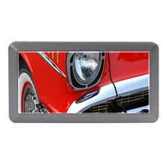 Classic Car Red Automobiles Memory Card Reader (mini)