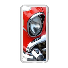 Classic Car Red Automobiles Apple Ipod Touch 5 Case (white) by Nexatart