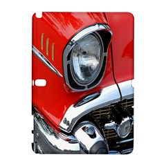 Classic Car Red Automobiles Galaxy Note 1 by Nexatart