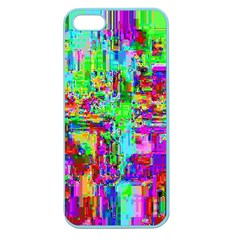 Compression Pattern Generator Apple Seamless Iphone 5 Case (color)