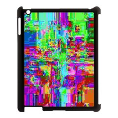 Compression Pattern Generator Apple Ipad 3/4 Case (black)
