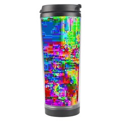 Compression Pattern Generator Travel Tumbler