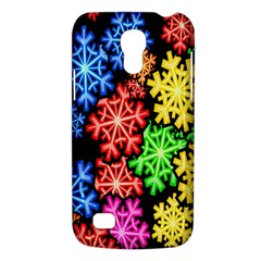 Colourful Snowflake Wallpaper Pattern Galaxy S4 Mini