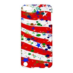 Confetti Star Parade Usa Lines Apple Ipod Touch 5 Hardshell Case