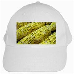 Corn Grilled Corn Cob Maize Cob White Cap by Nexatart