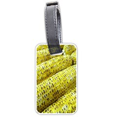 Corn Grilled Corn Cob Maize Cob Luggage Tags (two Sides)