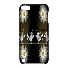 Daisy Bird  Apple Ipod Touch 5 Hardshell Case With Stand by Nexatart