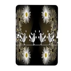 Daisy Bird  Samsung Galaxy Tab 2 (10 1 ) P5100 Hardshell Case