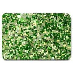 Crops Kansas Large Doormat