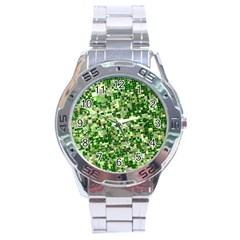Crops Kansas Stainless Steel Analogue Watch