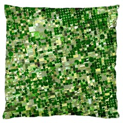 Crops Kansas Standard Flano Cushion Case (one Side)