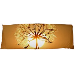 Dandelion Sun Dew Water Plants Body Pillow Case (dakimakura)