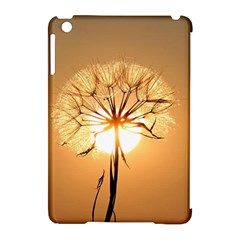 Dandelion Sun Dew Water Plants Apple Ipad Mini Hardshell Case (compatible With Smart Cover)
