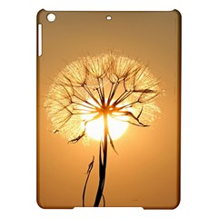 Dandelion Sun Dew Water Plants Ipad Air Hardshell Cases