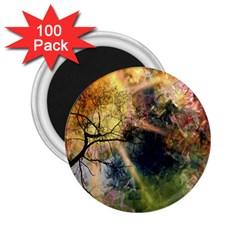 Decoration Decorative Art Artwork 2 25  Magnets (100 Pack)  by Nexatart