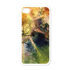 Decoration Decorative Art Artwork Apple Iphone 4 Case (white)
