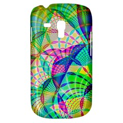 Design Background Concept Fractal Galaxy S3 Mini