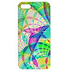 Design Background Concept Fractal Apple Iphone 5 Hardshell Case With Stand