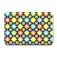 Diamonds Argyle Pattern Small Doormat