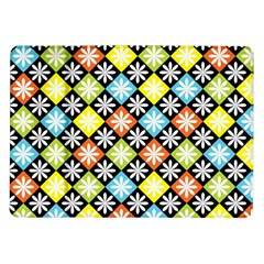 Diamonds Argyle Pattern Samsung Galaxy Tab 10 1  P7500 Flip Case