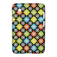 Diamonds Argyle Pattern Samsung Galaxy Tab 2 (7 ) P3100 Hardshell Case