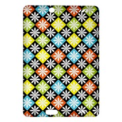 Diamonds Argyle Pattern Amazon Kindle Fire Hd (2013) Hardshell Case