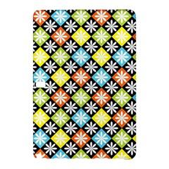 Diamonds Argyle Pattern Samsung Galaxy Tab Pro 12 2 Hardshell Case