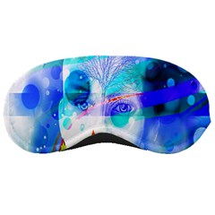 Dirty Dirt Spot Man Doll View Sleeping Masks by Nexatart