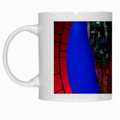 Display Dummy Binary Board Digital White Mugs by Nexatart