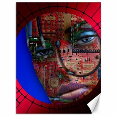 Display Dummy Binary Board Digital Canvas 36  X 48