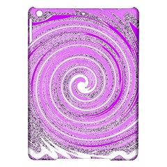 Digital Purple Party Pattern Ipad Air Hardshell Cases
