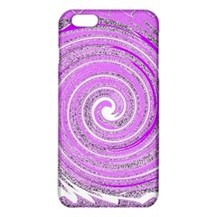 Digital Purple Party Pattern Iphone 6 Plus/6s Plus Tpu Case by Nexatart